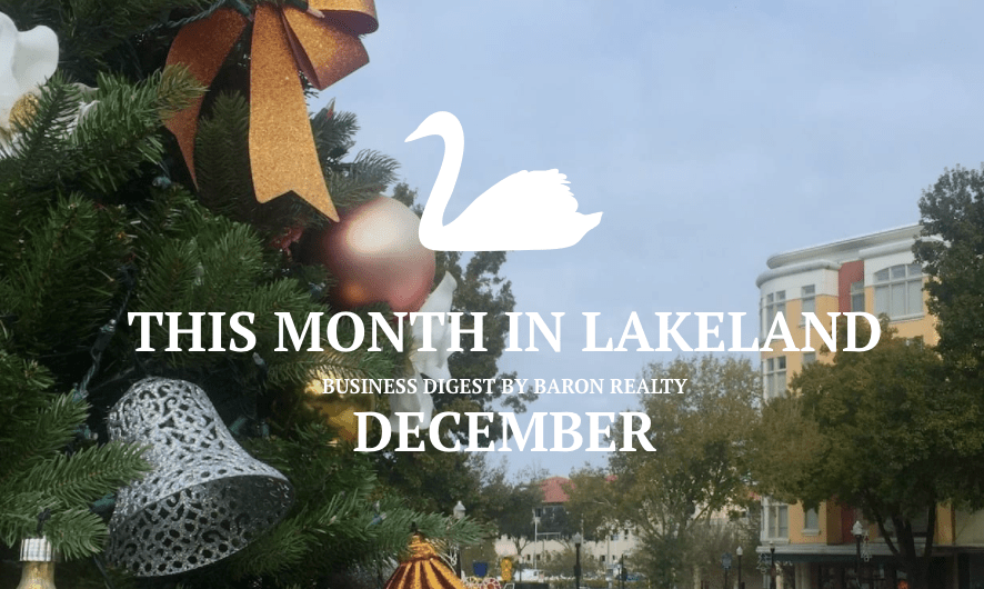 This Month in Lakeland: December