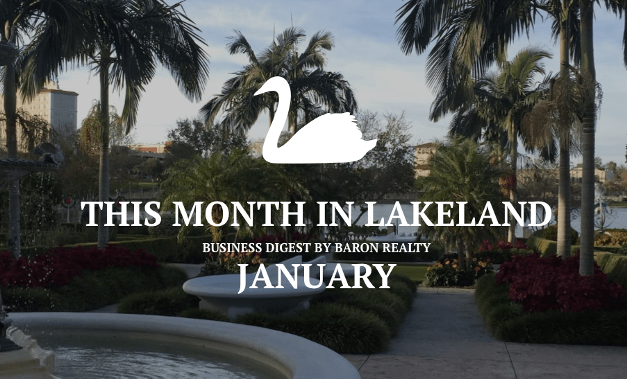 This Month in Lakeland: January