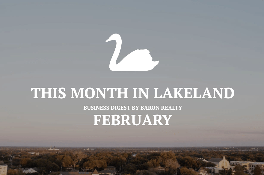This Month in Lakeland: February