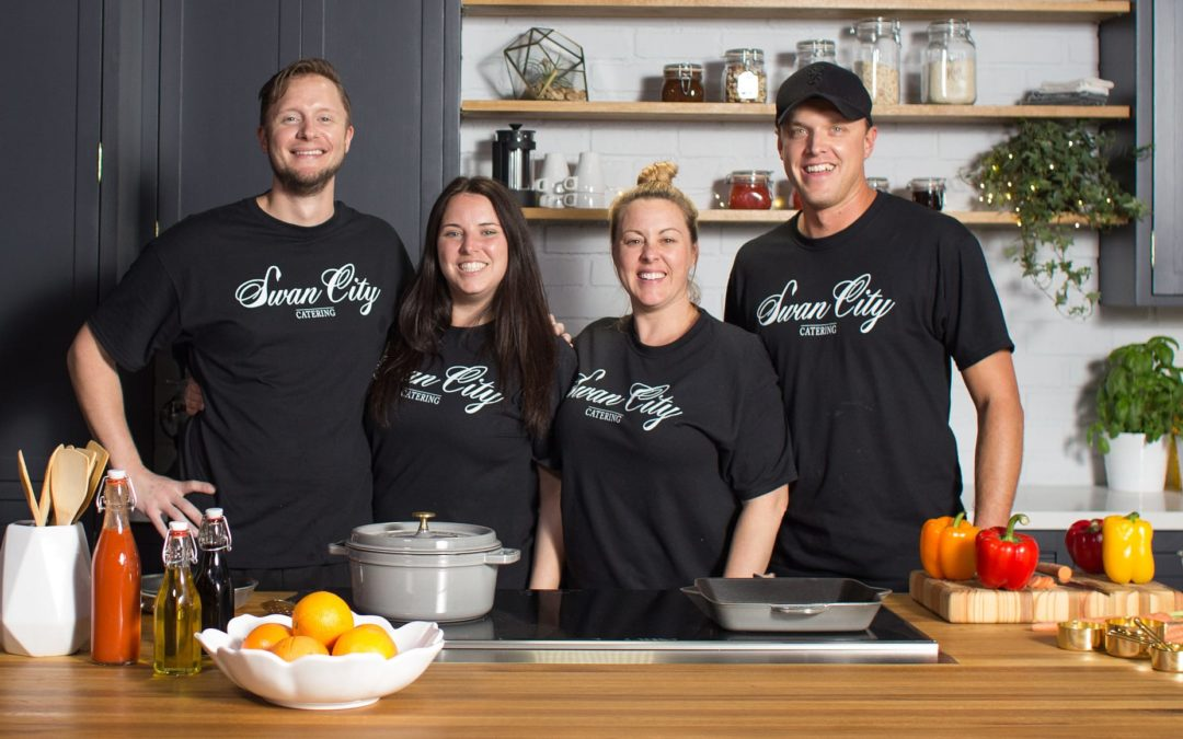Swan City Catering in Lakeland Has Cooked for Billionaires, Presidents, and Now You