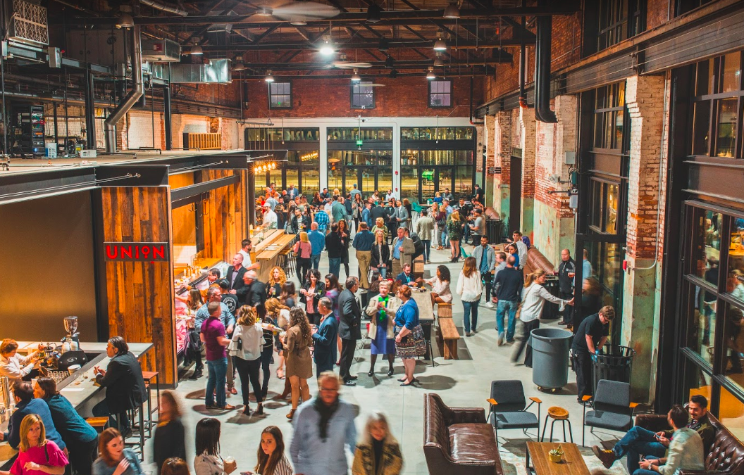 Can Lakeland Build Awesome Shared Spaces Like Armature Works in Tampa?